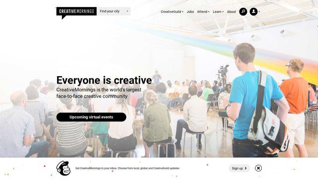Creative Mornings, Inc.