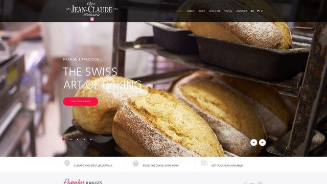 Chez Jean-Claude Patisserie Pty Ltd