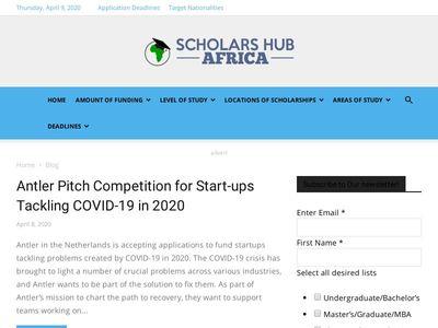 Scholars Hub Africa