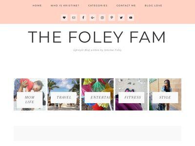 The Foley Fam
