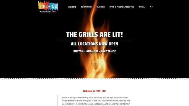 Fire-Ice Restaurants