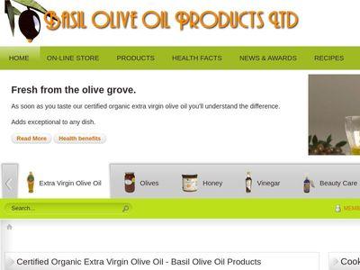 Basil Olive Oil Products Ltd.