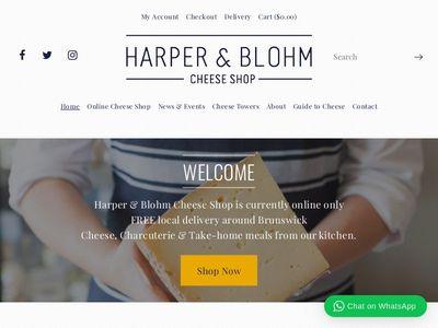 Harper & Blohm