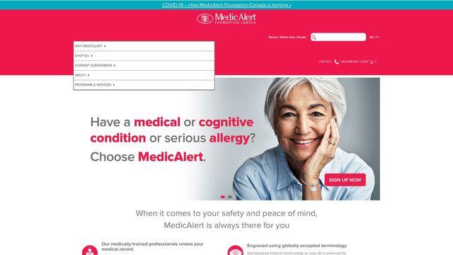 Canadian Medic Alert Foundation Inc.