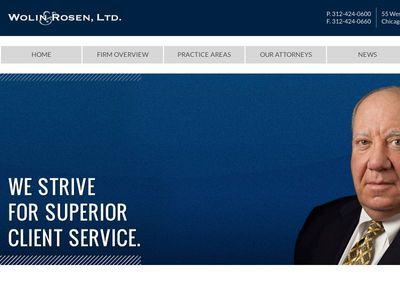 Wolin & Rosen, Ltd.