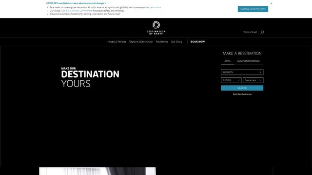 Destination Hotels and Resorts, Inc.