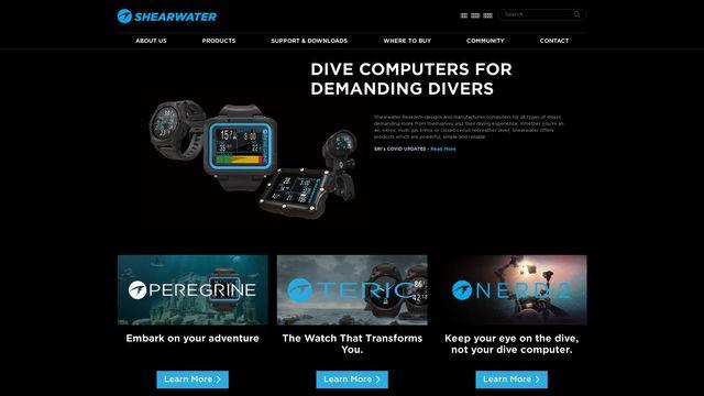 Shearwater Research Inc