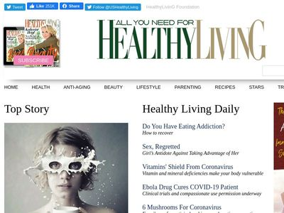 Healthy Living Media Group Inc