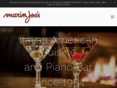 Marin Joe's Restaurant