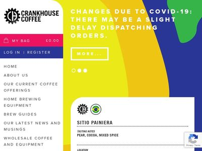 Crankhouse Coffee Ltd