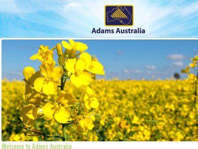 Adams Australia