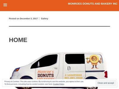 Monroes Donuts and Bakery Inc