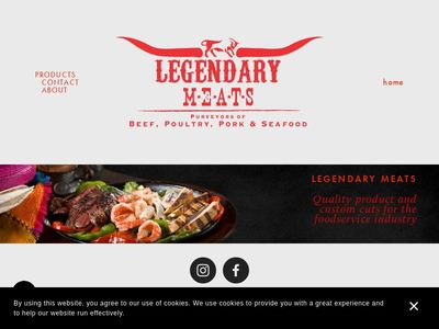 LEGENDARY MEATS, LLC