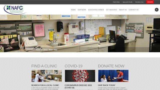National Association of Free & Charitable Clinics