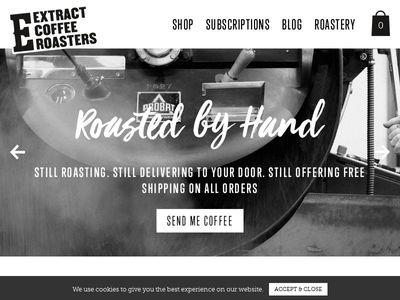 Extract Coffee Roasters Ltd