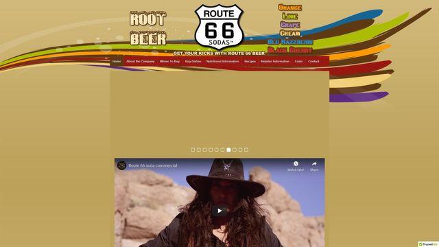Route 66 Sodas LLC
