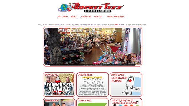 Rocket Fizz Soda Pop and Candy Shops, LLC
