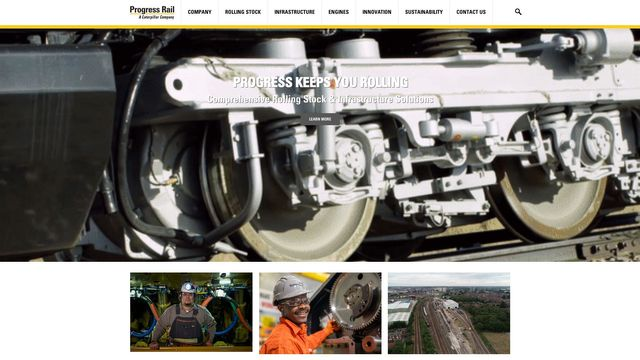 Progress Rail Services Corporation
