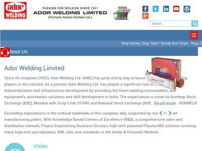 Ador Welding Limited