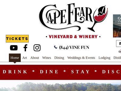 Cape Fear Winery