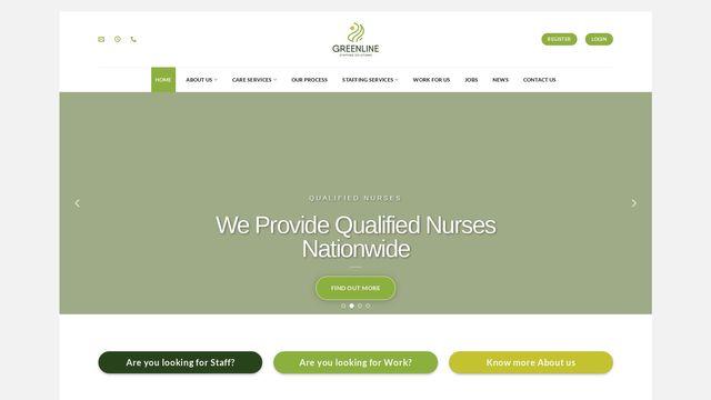 Greenline Staffing Solutions Ltd