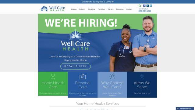 WELL CARE, LLC, INC.