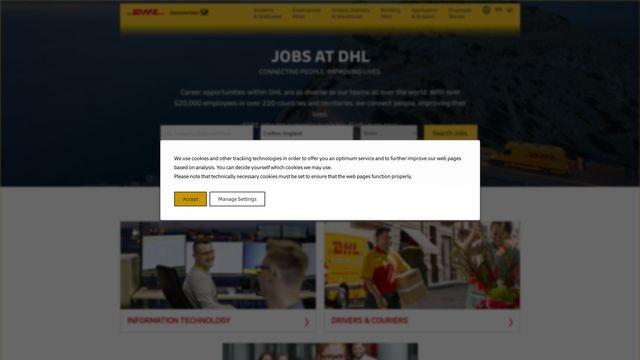DPDHL Group Company