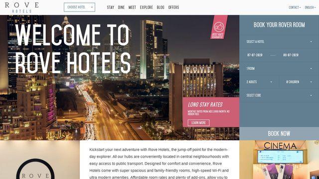 Rove Hospitality LLC