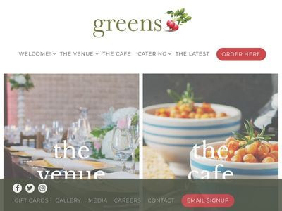 Greens on Tenth