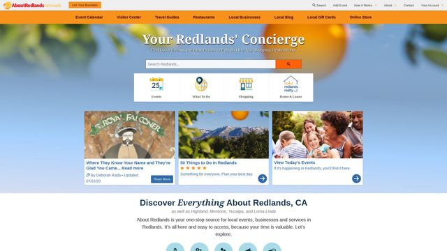 All About Redlands Inc.