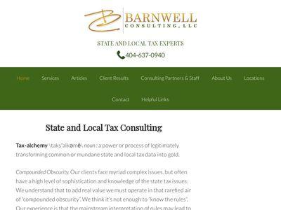 Barnwell Consulting, LLC