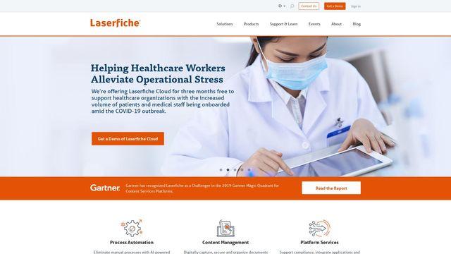 Laserfiche International Ltd