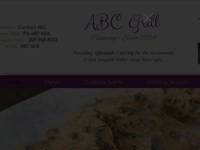 ABC Grill Catering