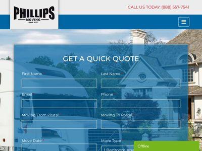 Phillips Moving & Storage Company