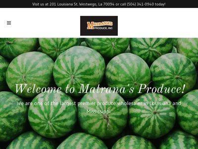 Matrana's Produce