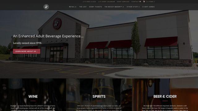 JJ's Wine, Spirits & Cigars