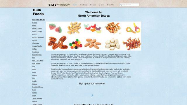 North American Impex Inc.
