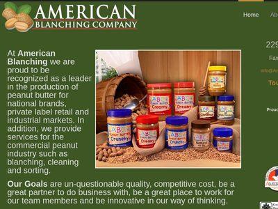 American Blanching Company