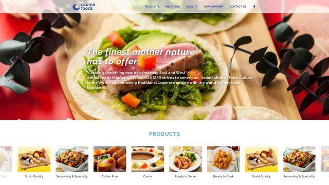Azuma Foods International Inc.