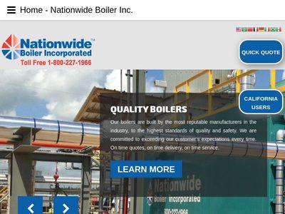 Nationwide Boiler Inc.