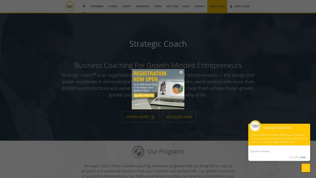 The Strategic Coach Inc.