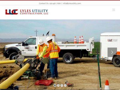 Lyles Utility Construction, LLC