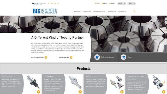 BIG KAISER Precision Tooling Inc.