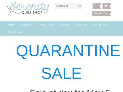 Serenity Quilt Shop, LLC.