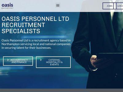 Oasis Personnel Ltd