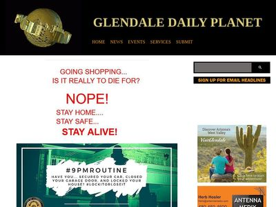 GLENDALE DAILY PLANET