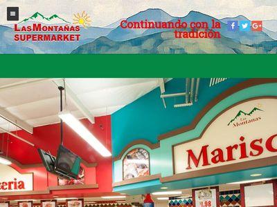 Las Montanas Super Markets