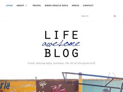 Life Awesome Blog