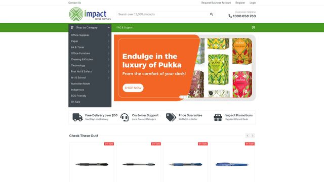 Impact Office Supplies