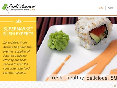 Sushi Avenue Inc.